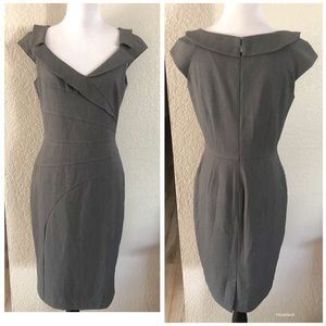 NEW YORK & COMPANY DRESS FITTED SZ 4